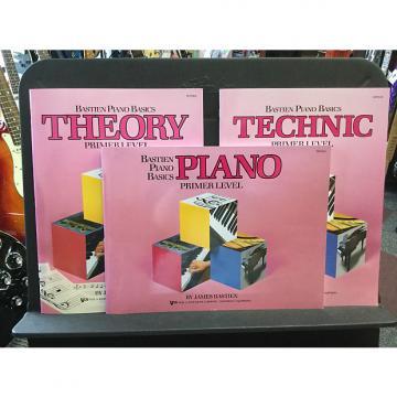 Custom Bastien Piano Basics Primer Level - Theory