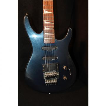 Custom Washburn G-5V Navy Blue Metallic
