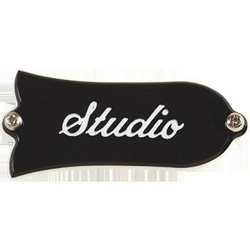 Custom Gibson Les Paul Truss Rod Cover - Studio