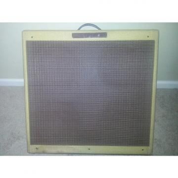 Custom Hand-wired Early Run Fender '59 Bassman Reissue 1990 Tweed