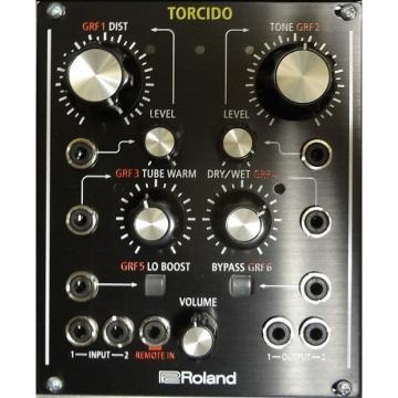 Custom Roland AIRA Torcido Eurorack Distortion Module 2016 Black