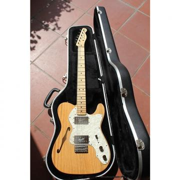 Custom Fender Classic Series '72 Telecaster Thinline w/ Molded Case