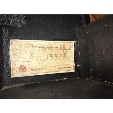 Custom Music Man HD130 Guitar Amp Head Cab, USA