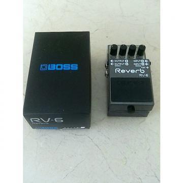 Custom Boss RV6 Reverb Pedal