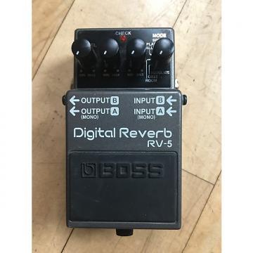Custom Boss RV-5 Reverb