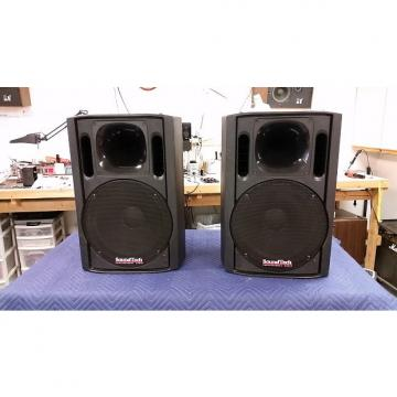 Custom Soundtech SR-15 Black (pair)