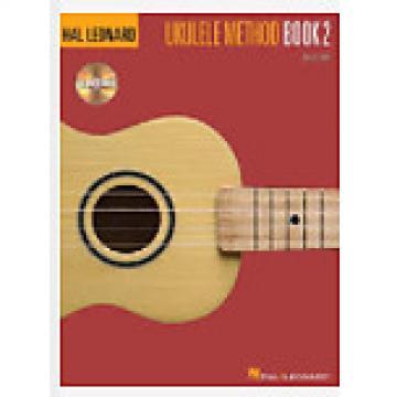 Custom Ukulele Method - Book 2