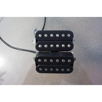 Custom DiMarzio  Illuminator set (bridge and neck), standard spaced