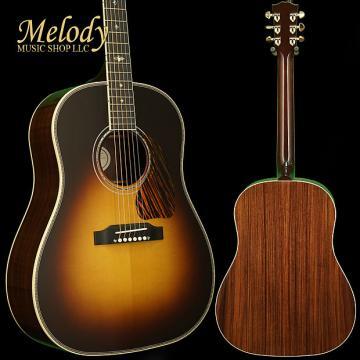 Custom Gibson RS45RCGH1 J-45 Rosewood Custom Vintage Sunburst w Hard Case