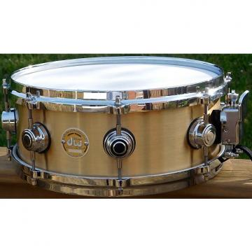 Custom DW Collectors Series Bronze Snare Drum*Rare*5.5x13*2004*