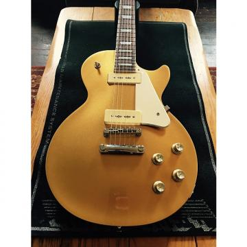 Custom Epiphone Les paul 2000's '56 Gold Top