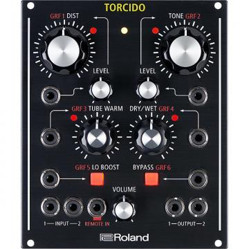 Custom Roland AIRA Torcido Eurorack Distortion Module (Factory Refurb/Full Warranty)