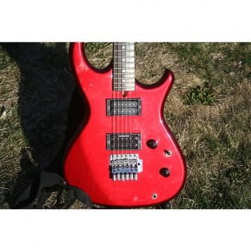 Custom Aria Pro II Straycat RS 1980's Red