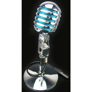 Custom Electro Voice EV 950 Cardax Crystal Microphone chrome