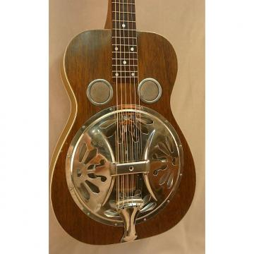 Custom Tennesse Tut Taylor Resonator Guitar Slotted Headstock