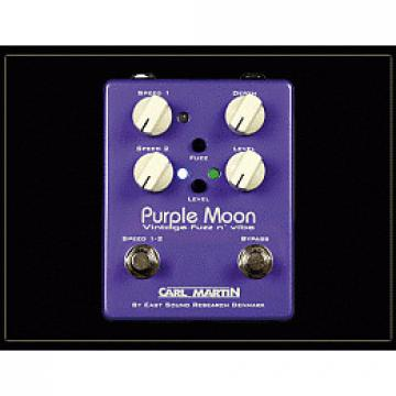 Custom Carl Martin Purple Moon Fuzz n Vibe