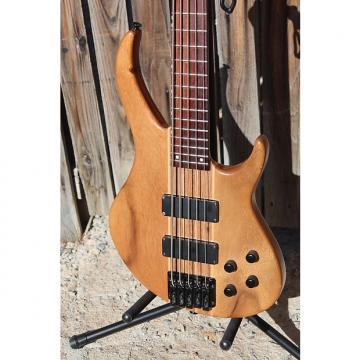 Custom Peavey 5 Grind Electric Bass 5-string - Natural Finish NTB Neck Thru String Thru