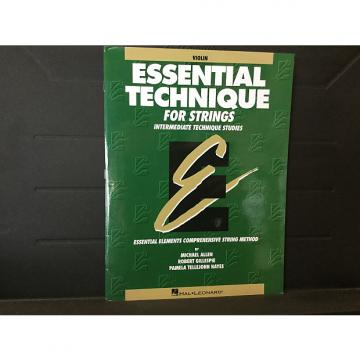 Custom Essential Elements for Strings Violin