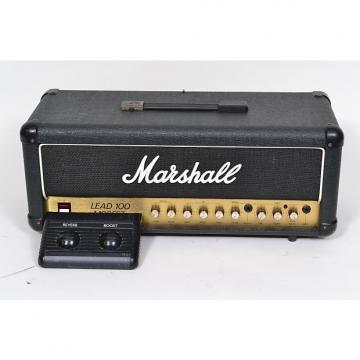 Custom Marshall Lead Mosfet 100 Guitar Head