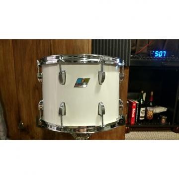 Custom Ludwig 14x10 Deep Tom. Olive Badge, Classic Mini Lug.