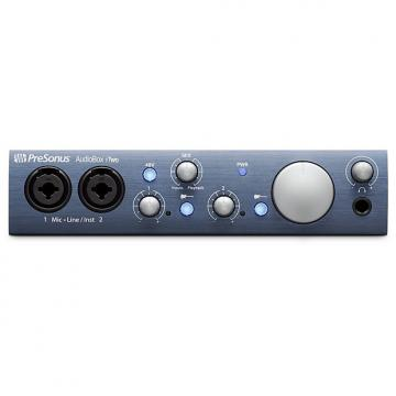 Custom Presonus - AudioBox iTwo 2x2 USB/iPad Recording System