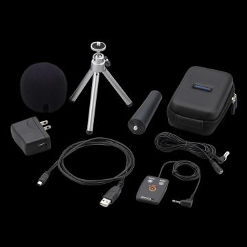 Custom Zoom APH2n Accessory Pack for H2n Portable Recorder - Repack with 6 Month Alto Music Warranty!