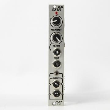 Custom Plan B Model 37 ELF LFO Eurorack Module