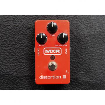 Custom MXR Distortion III