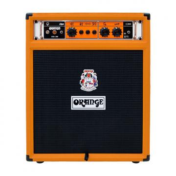 Custom Orange OB1300 Bass Guitar Combo Amplifier