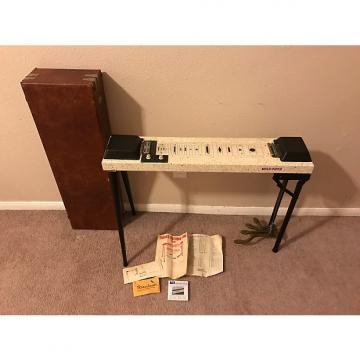 Custom Harlin Brothers 8 string Multi-Kord pedal steel 1950's White
