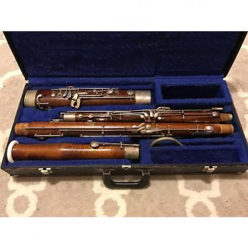 Custom Schreiber Mirafone Bassoon 1970's Natural
