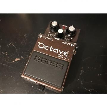 Custom Boss OC-2 Octave  Brown