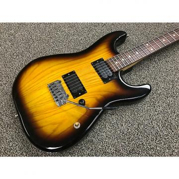 Custom Partscaster San Dimas Tobacco Burst USA Made