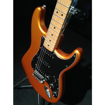 Custom Fender Standard Stratocaster Special Edition Satin 2013 Arizona Sun