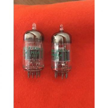 Custom Sylvania 6DJ8 vacuum tube Milspec Jan-6DJ8 Codes 7339