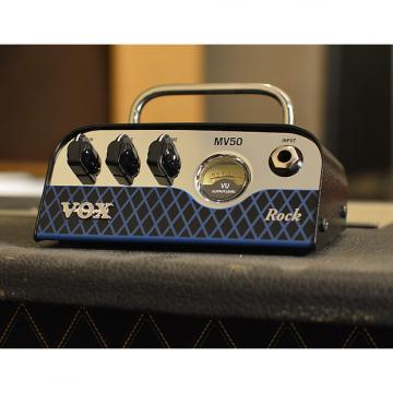Custom Vox MV50 Rock 50 Watt Amplifier Head Ultra Light Weight Micro Amp IN Hand w FREE Shipping Included