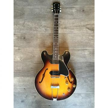 Custom Gibson ES-330 1960 Tobacco Sunburst