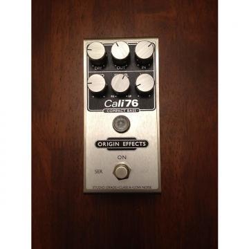 Custom Origin Effects Cali76 Compact Bass