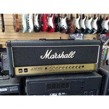 Custom 1991 Marshall JCM-900 Model 4100 100 Watt Head