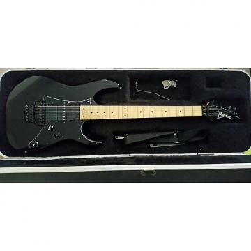 Custom Ibanez  Rg550  1989 Black Japan MIJ