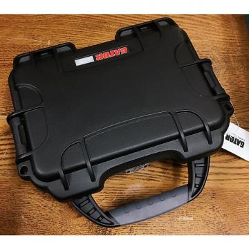 Custom Gator Gator Cases GU-0705-03-WPDF Waterproof Injection Molded Case with Diced Foam Interior Black