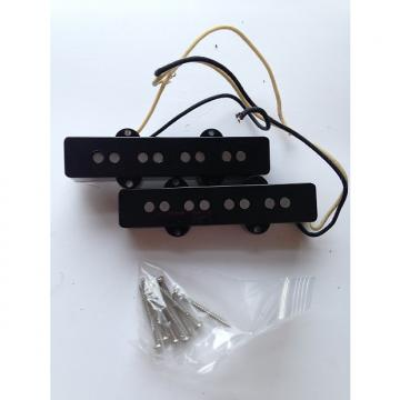 Custom Lindy Fralin Jazz Bass pickups