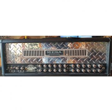 Custom Mesa Boogie Road King II Dual Rectifier Head