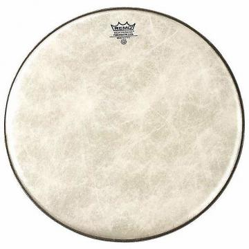 "Custom Remo 26"" Fiberskyn 3 Ambassador Bass Drum Head"
