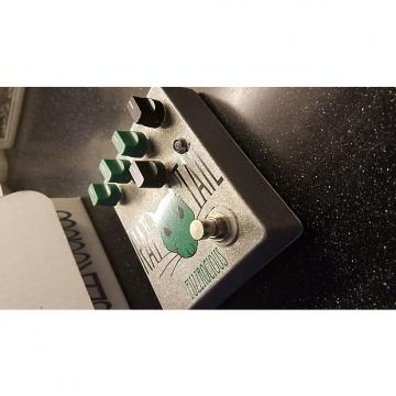 Custom Fuzzrocious  Rat Tail 2017 Metallic, Green and Black