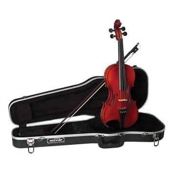 Custom Becker 175F Prelude Series 1/2 Size Violin Outfit with Case and Bow