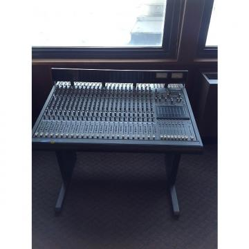 Custom Mackie 24.8 Mixing Console with Meter Bridge, Stand, and Power Supply