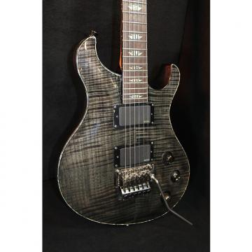 Custom Charvel Desolation DC-1 FR Transparent Black