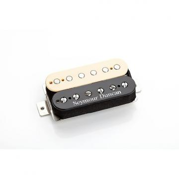 Custom Seymour Duncan Pearly Gates SH-PG1 Bridge Reverse Zebra 11102-49-RZ