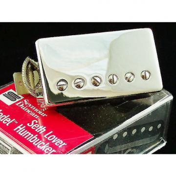 Custom Seymour Duncan SH-55 Seth Lover Bridge Nickel 11101-21-Nc